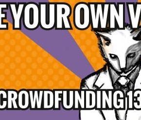 Möjligheterna med Crowdfunding & Internetfonden - Stockholm 3 december